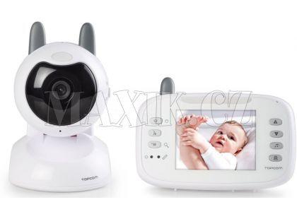 Topcom Chůvička digitální video BabyViewer KS-4246
