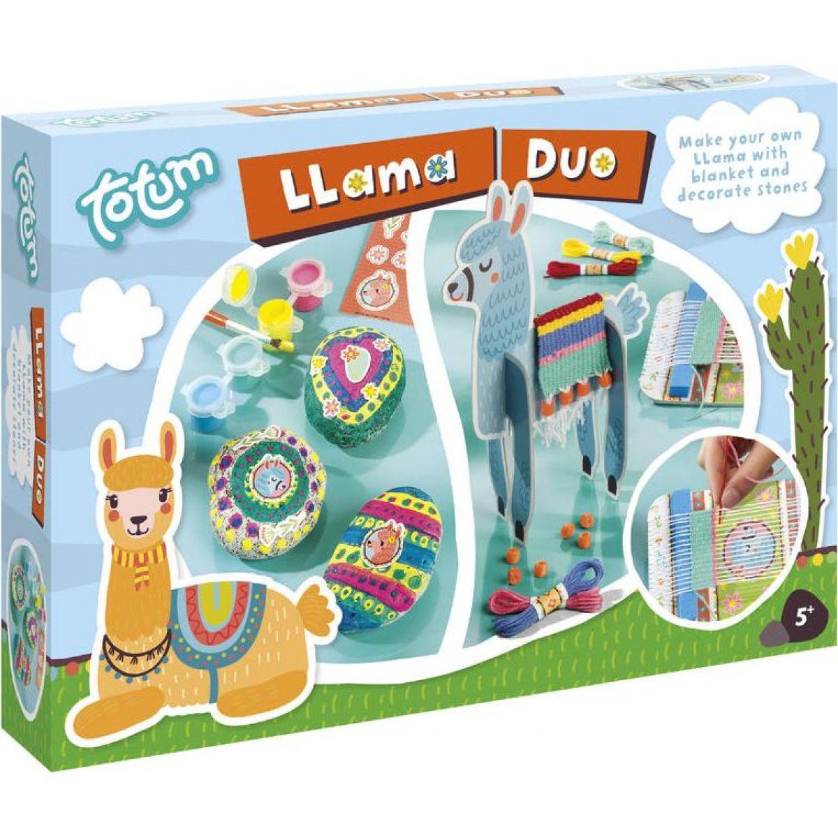 Totum Llama Duo 2v1