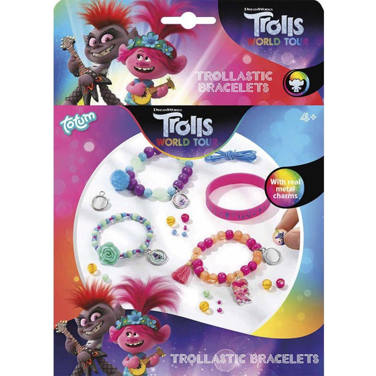 Totum Trollové korálkové náramky