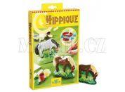 Totum Výroba sádrových koní Hippique