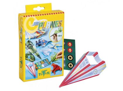 Totum Výroba modelů Airplanes