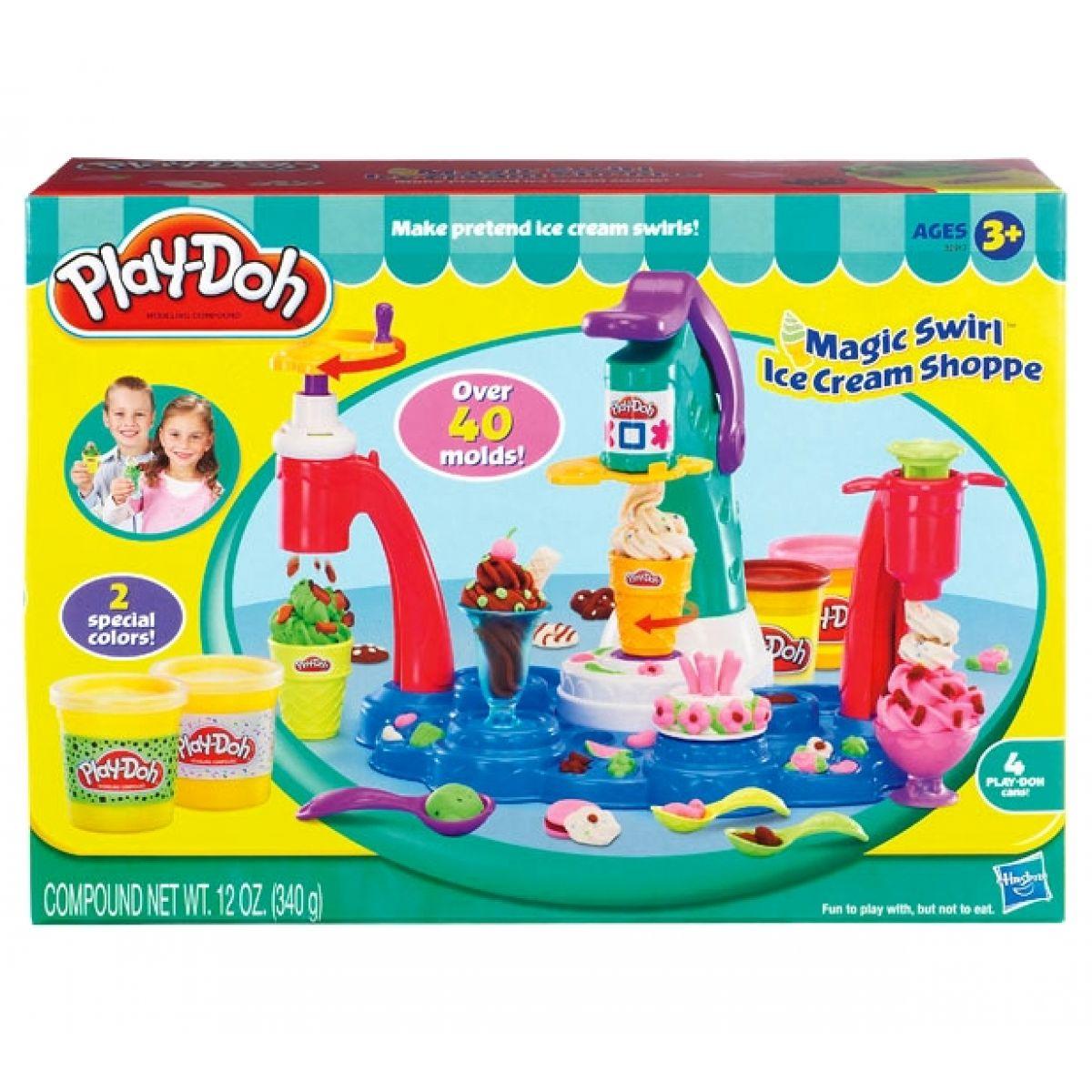 Továrna na zmrzlinu Play-Doh 32917