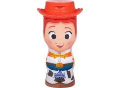 Toy Story 4 Jessie 2D sprchový gel a šampon 350 ml
