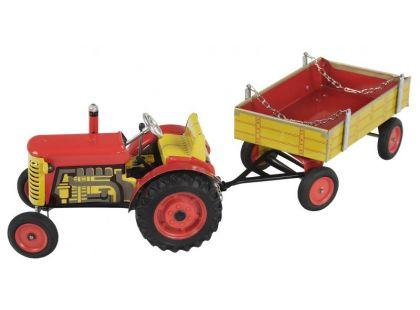 Traktor a valník Kovap - Červená