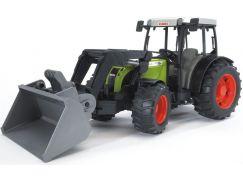 Traktor CLAAS Nectis+čelní nakladač Bruder 02111