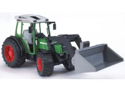 Traktor FEND Farmer + čelní nakladač Bruder 02101