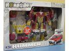 Transformer Hummer H3 1:32 4