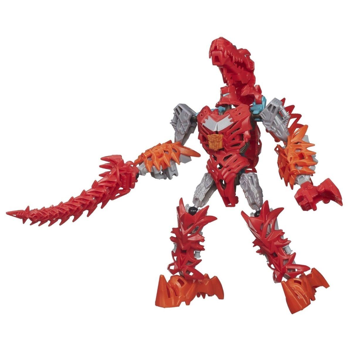 Transformers 4 Construct Bots s pohyblivými prvky - Scorn