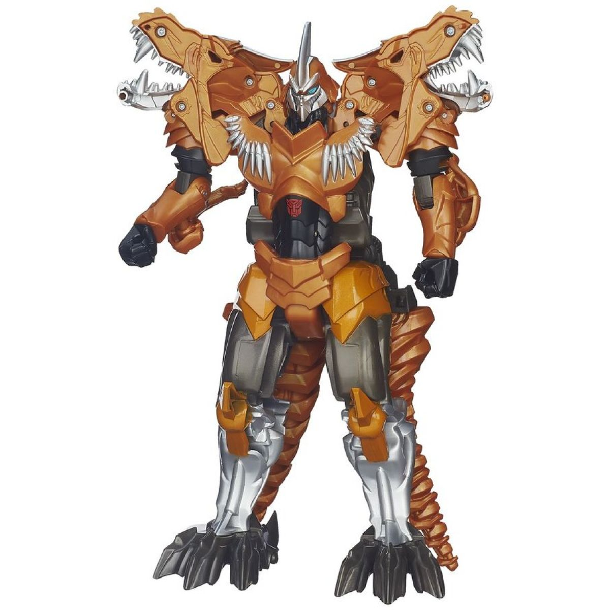 Transformers 4 Grimlock transformace otočením