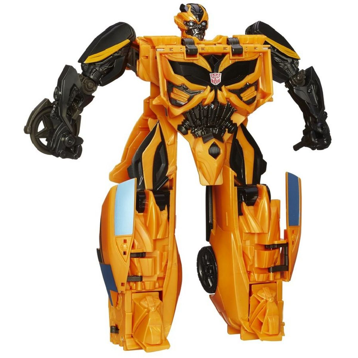 Transformers 4 Mega Bumblebee transformace v 1 kroku