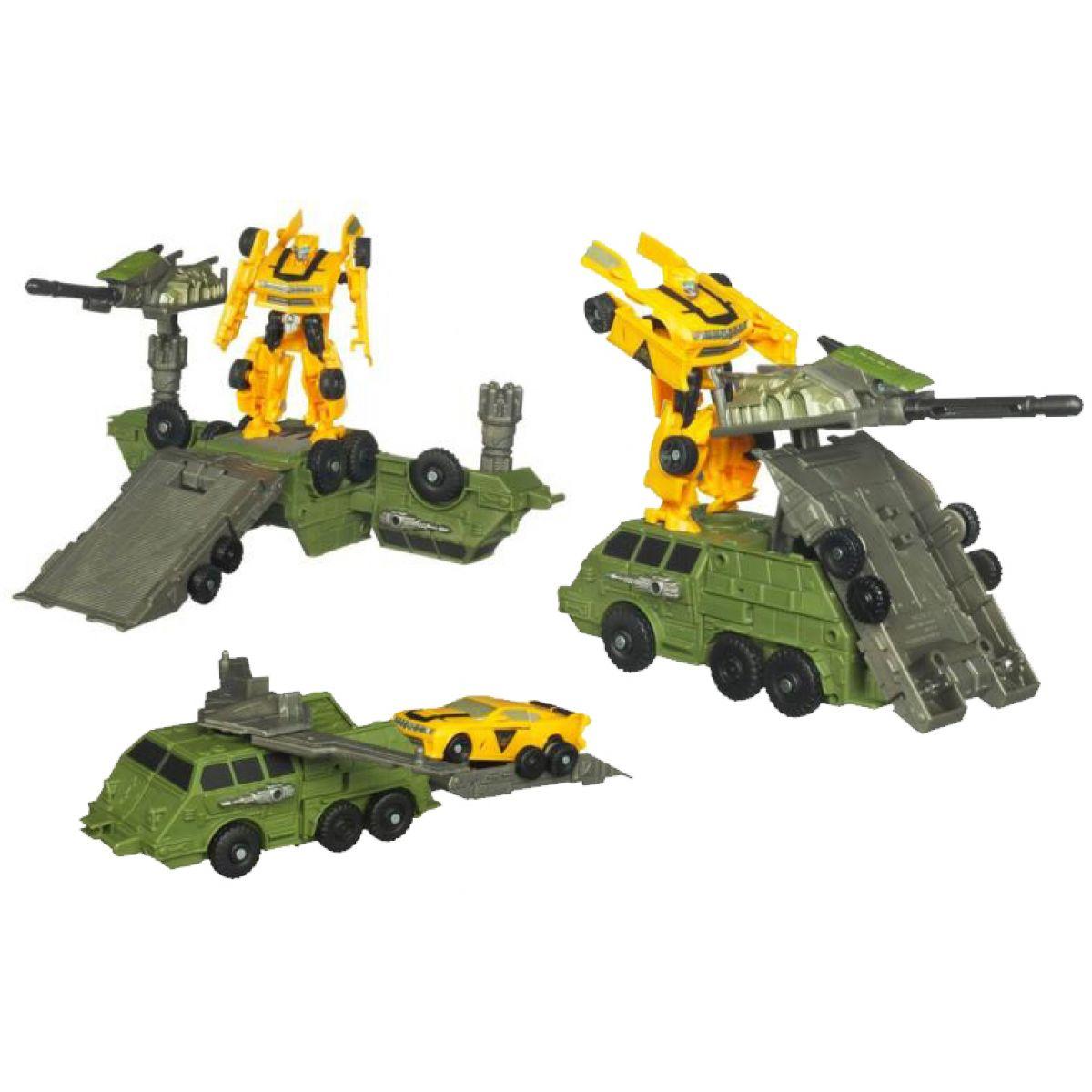 Transformers Cyberverse hrací set Hasbro 28706 - Megatron Blastwave Weapons