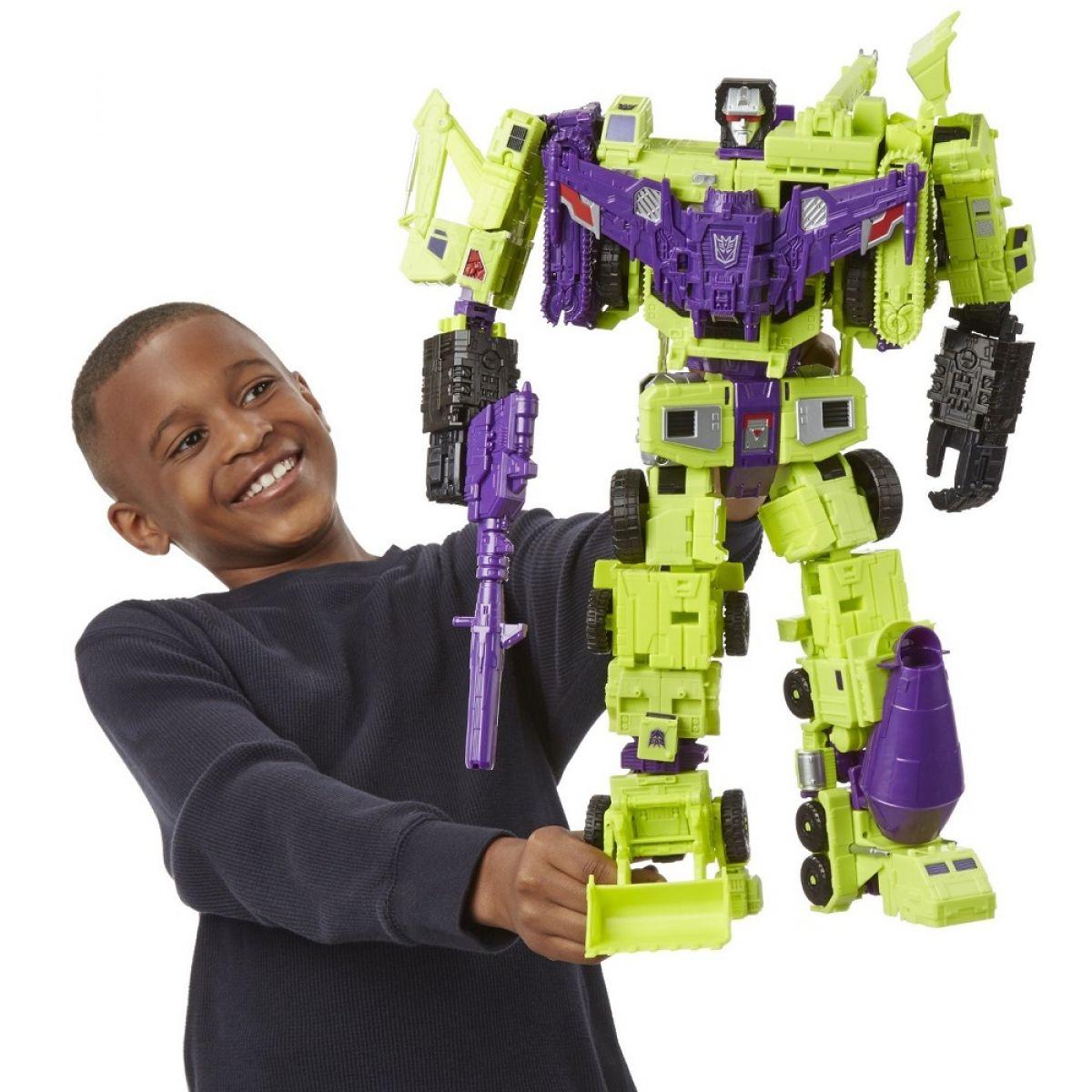 Transformers Generations Devastator 45 cm #4