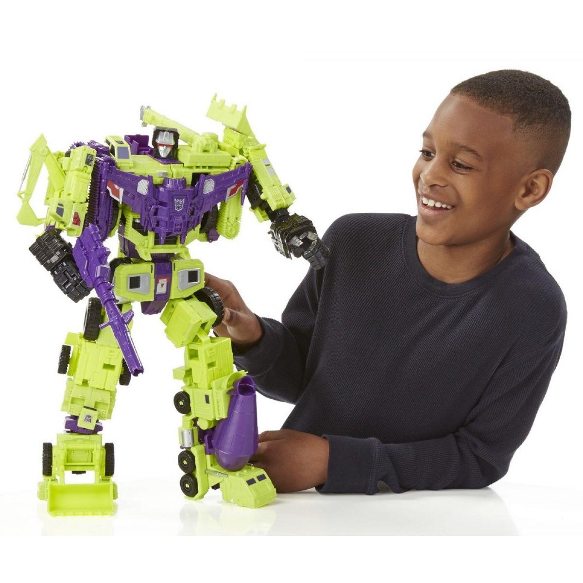 Transformers Generations Devastator 45 cm #5