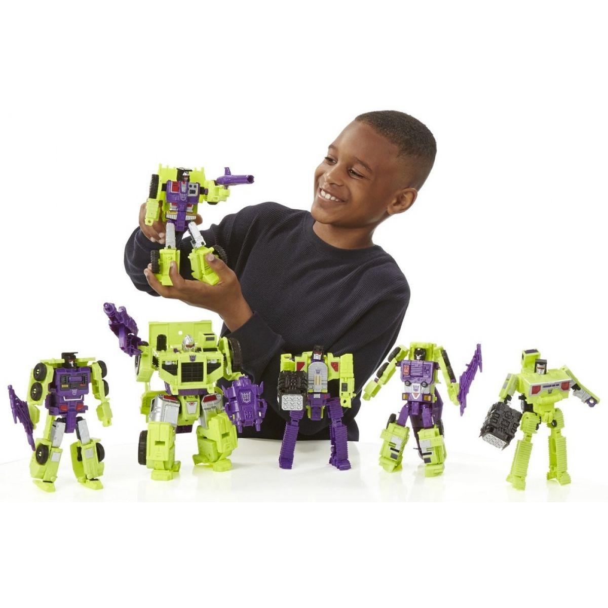 Transformers Generations Devastator 45 cm #6