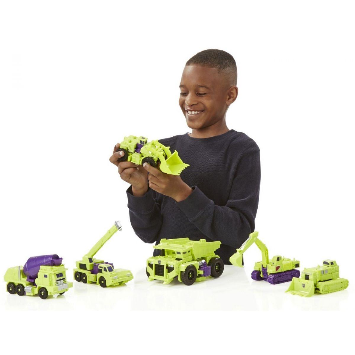 Transformers Generations Devastator 45 cm #7