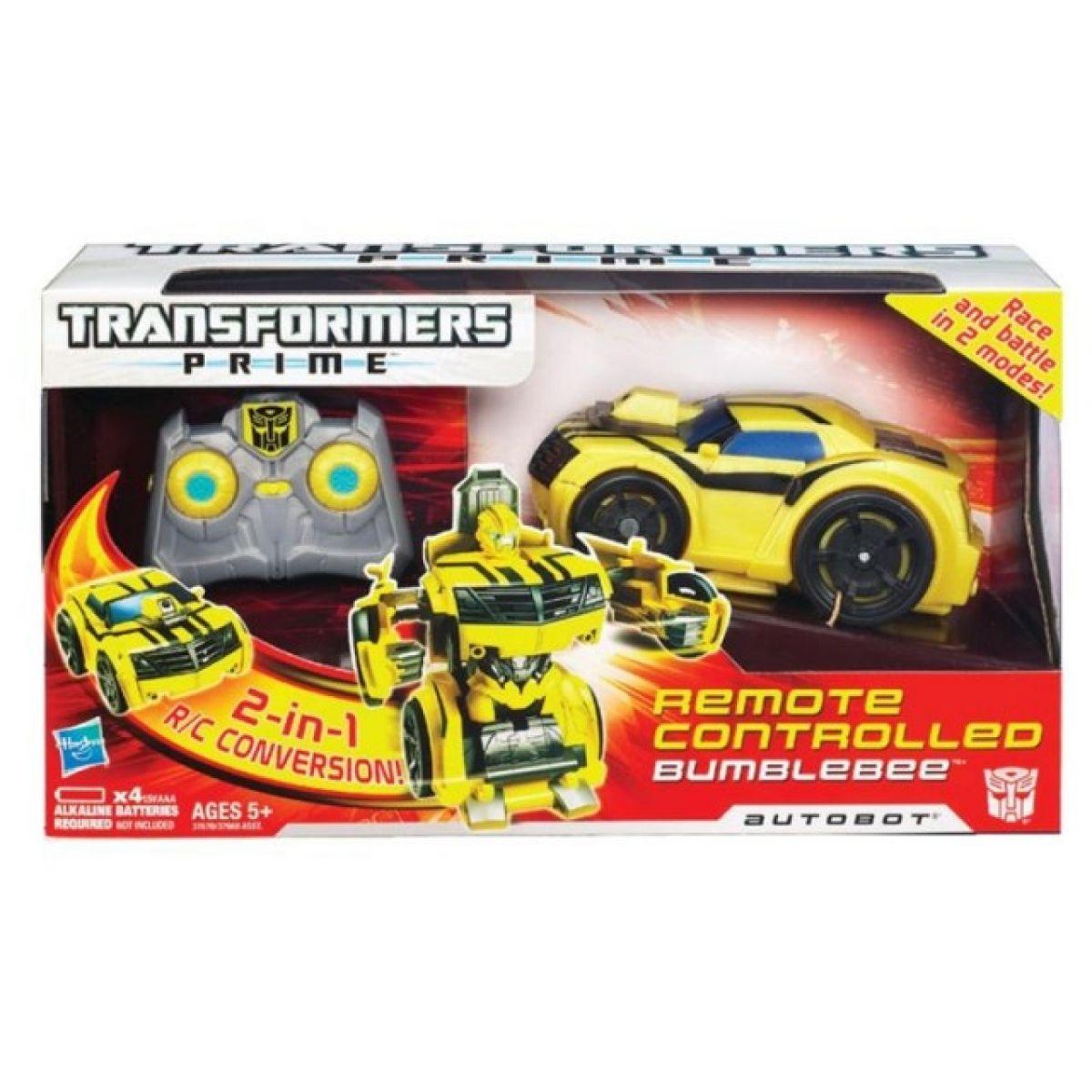 Transformers na dálkové ovladání