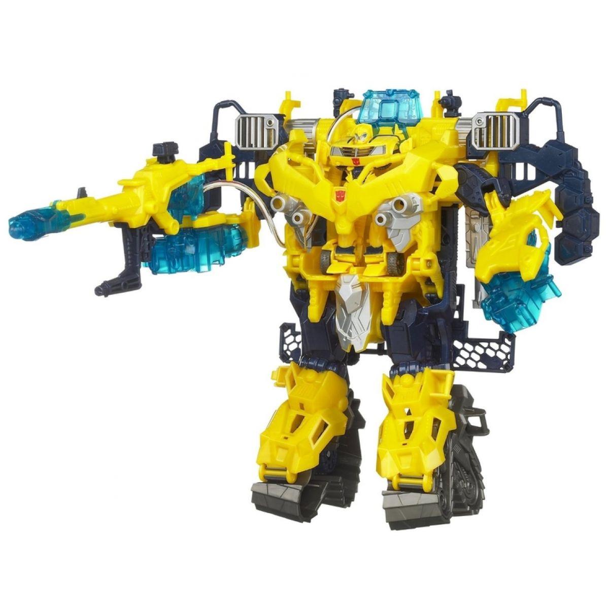Transformers Prime Cyberverse Hasbro 38003 - Bumblebee Battle Suit