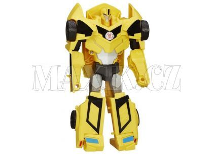 Transformers RID Bumblebee Transformace ve 3 krocích