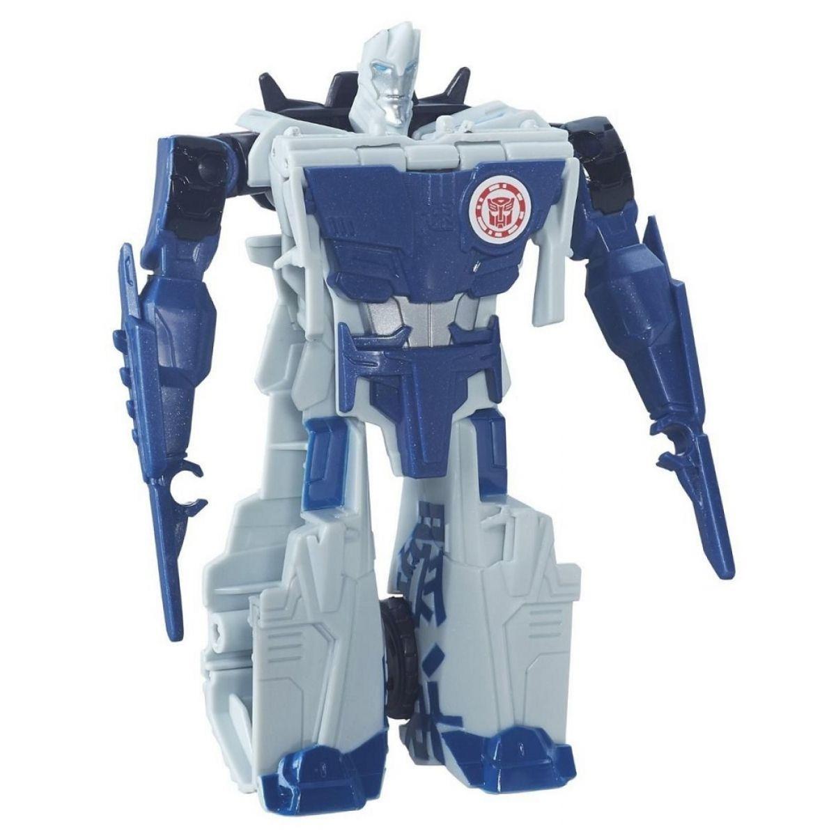 Transformers RID Transformace v 1 kroku Sideswipe 1 - Poškozený obal