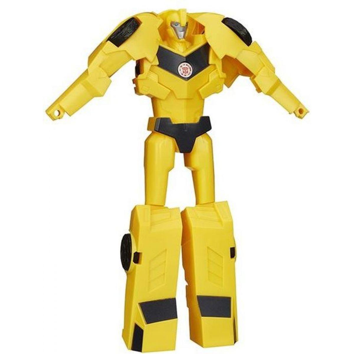 Transformers RID transformace ve 4 rychlých krocích - Bumblebee