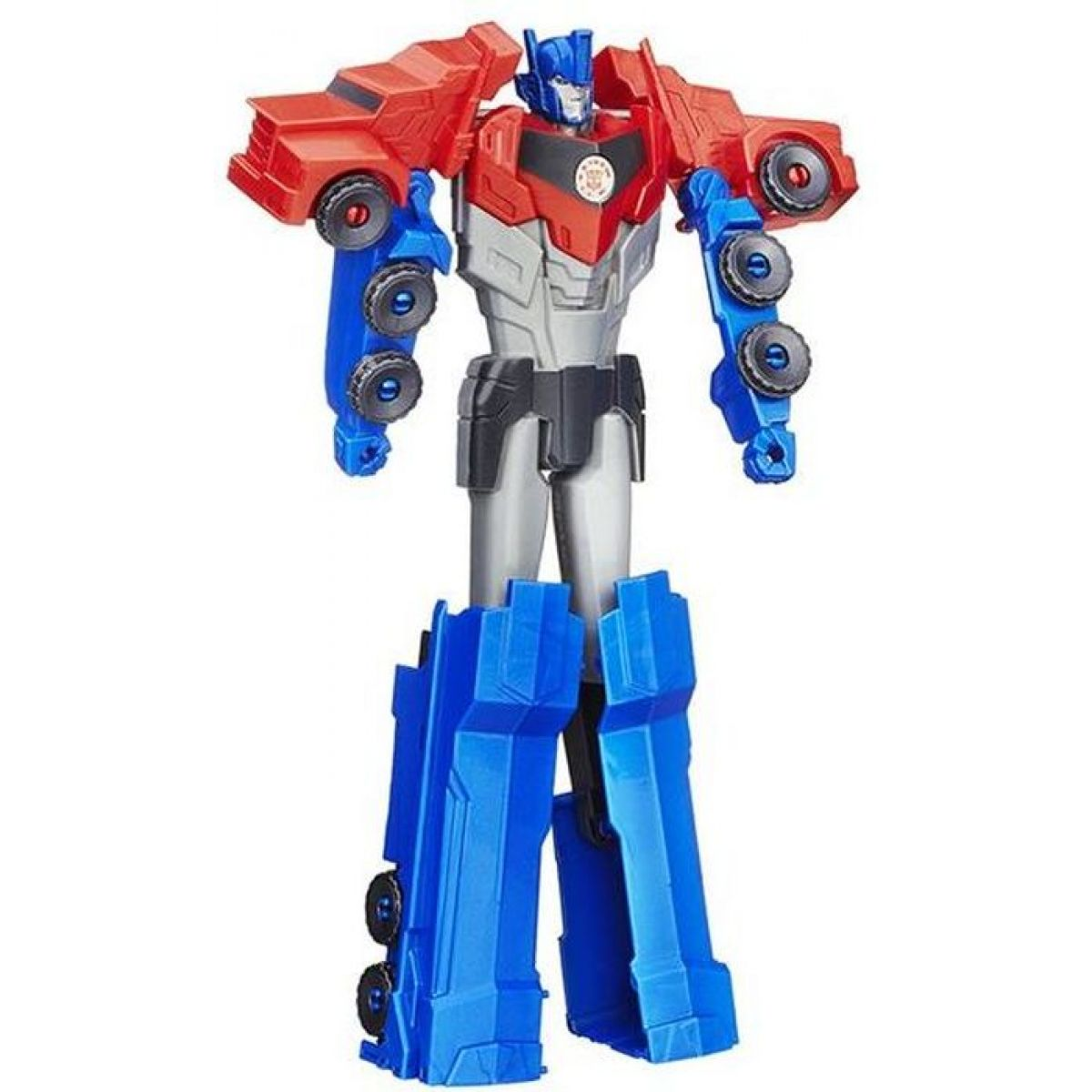 Transformers RID transformace ve 4 rychlých krocích - Optimus Prime