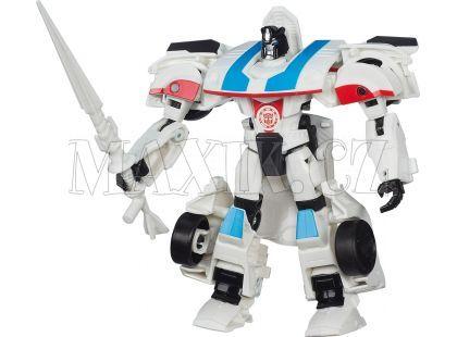 Transformers RID Transformer s pohyblivými prvky - Autobot Jazz