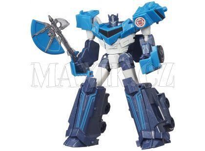 Transformers RID Transformer s pohyblivými prvky - Blizzard Strike Optimus Prime