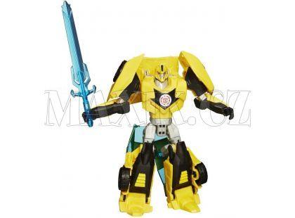 Transformers RID Transformer s pohyblivými prvky - Bumblebee