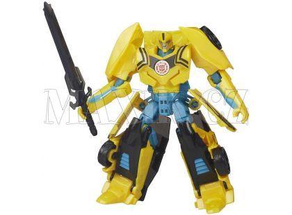 Transformers RID Transformer s pohyblivými prvky - Night Strike Bumblebee