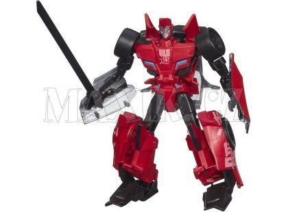 Transformers RID Transformer s pohyblivými prvky - Sideswipe