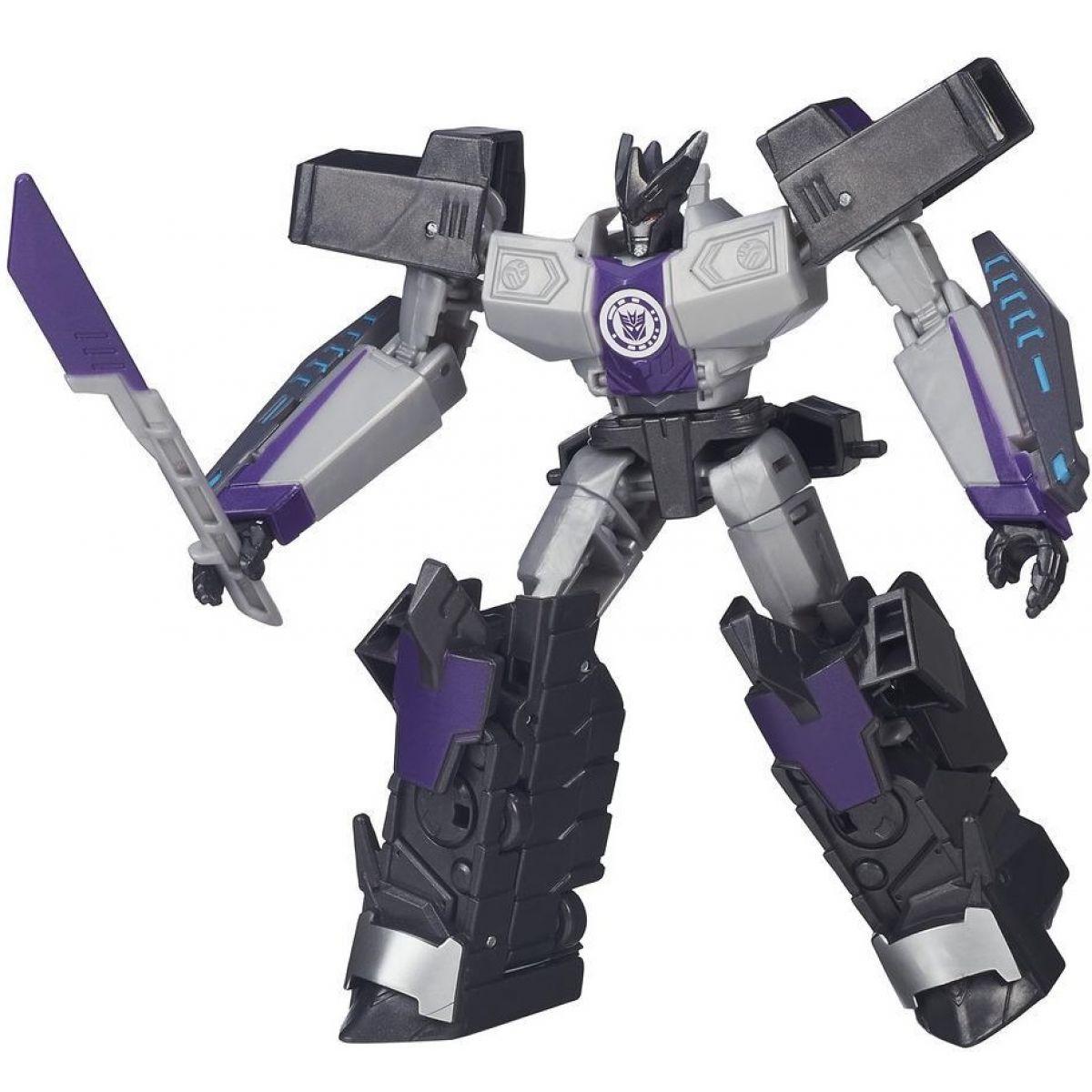 Transformers RID Transformer s pohyblivými prvky - Megatronus