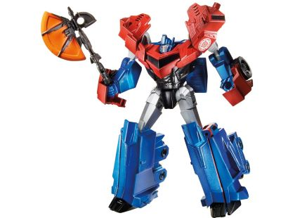 Transformers RID Transformer s pohyblivými prvky - Optimus Prime