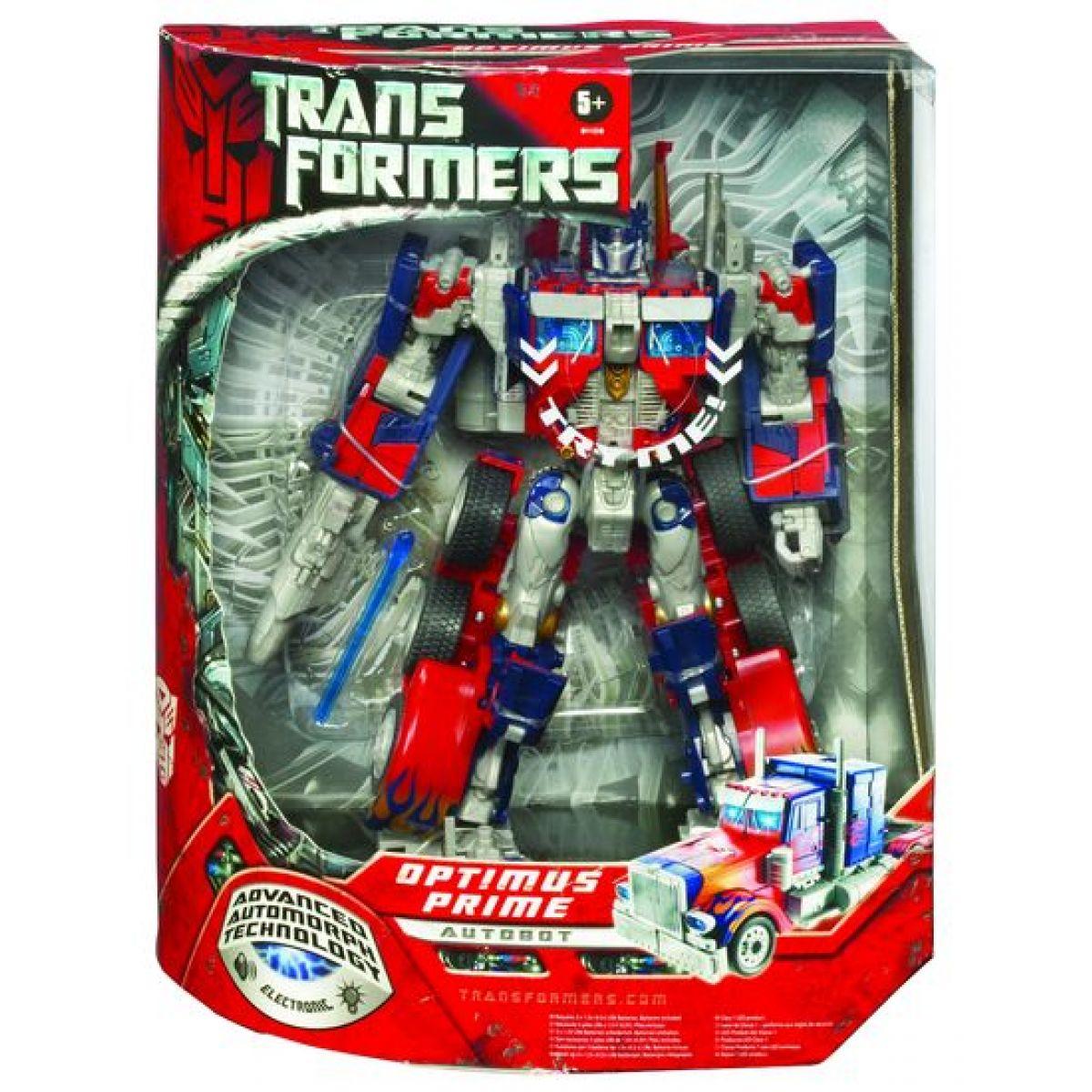 Transformers Vůdce Optimus Prime Hasbro