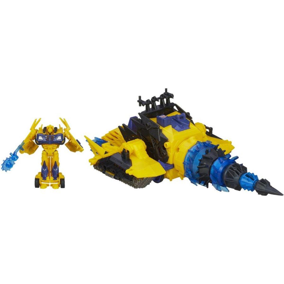 Transformers vozidla pro lov příšer Hasbro A1975 - Energon Driller