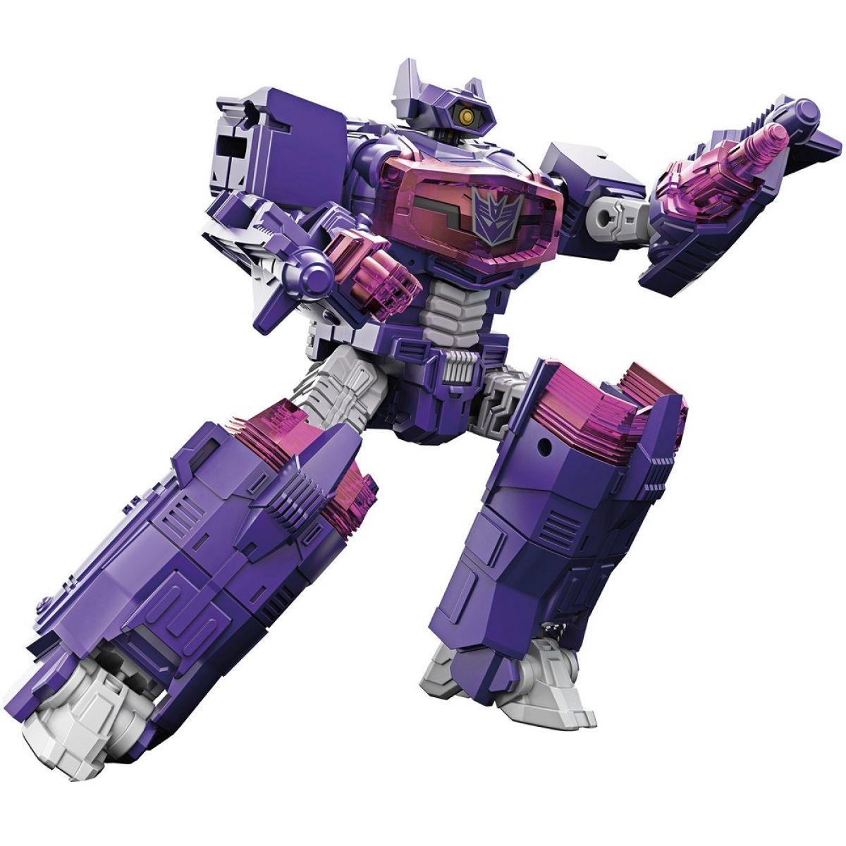 Transformers Základní pohyblivý Transformer - Shockwave
