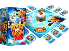Trefl Boom Boom Psi a kočky společenská hra