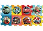 Trefl Cars Pěnové puzzle 8ks 2