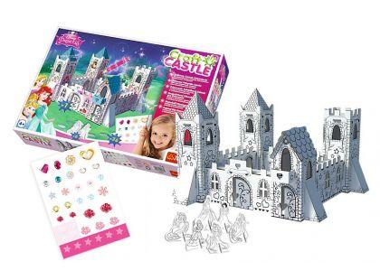 Trefl Disney princess Princeznin pohádkový zámek
