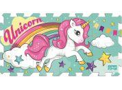 Trefl Foam Unicorn Pěnové puzzle 8ks