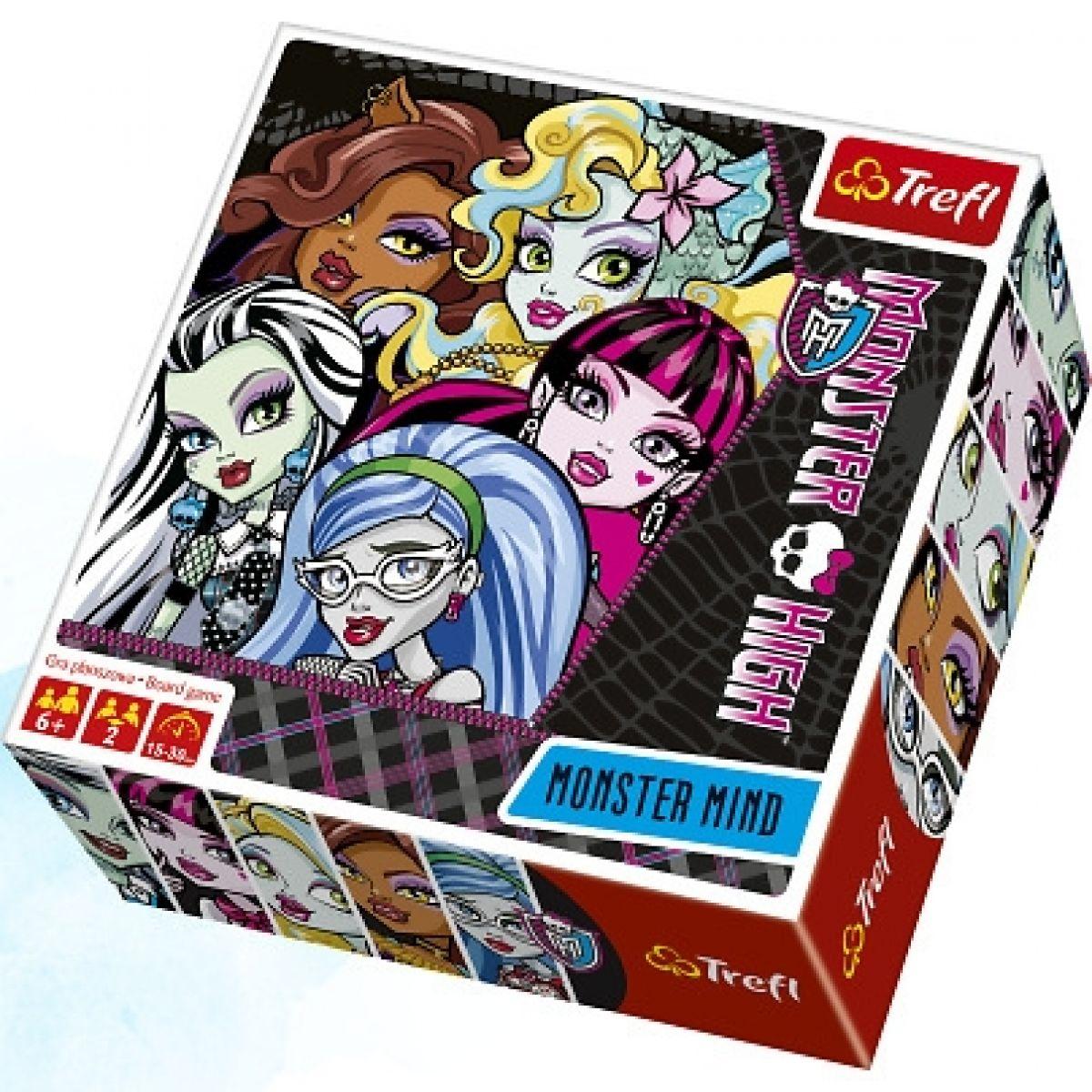 Trefl Hra Monster Mind Monster High