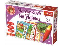 Trefl Malý objevitel Na Venkově + kouzelná tužka a puzzle zdarma