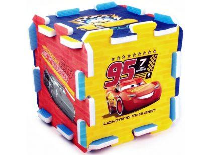 Trefl Pěnové puzzle Cars 3 32x32x1,5cm 8ks