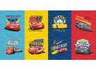 Trefl Pěnové puzzle Cars 3 32x32x1,5cm 8ks 2
