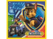Trefl Puzzle 3 v 1  Tlapková Patrola Marshall, Rubble a Chase