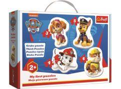 Trefl Puzzle baby Tlapková patrola