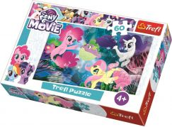 Trefl Puzzle My Little Pony Film 60 dílků