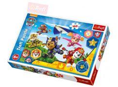 Trefl Puzzle Tlapková Patrola 160 dílků