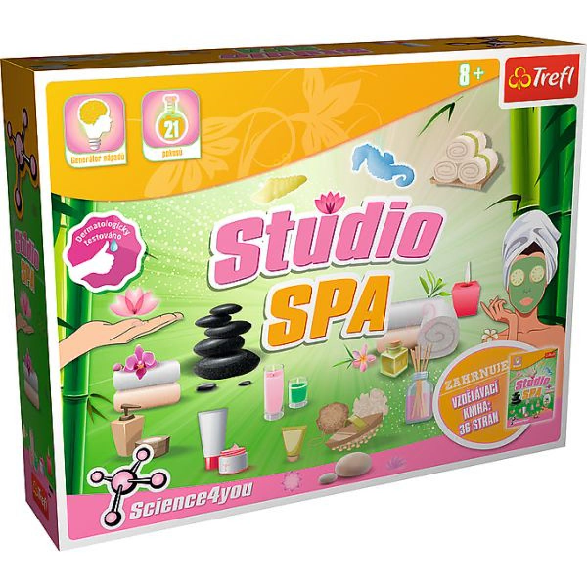 Trefl Studio Spa Science 4 you