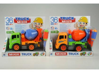 Truck Mixer Šroubovací míchačka