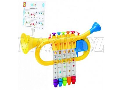 Trumpeta do vody
